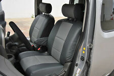 IGGEE S.LEATHER CUSTOM FIT SEAT COVER FOR 2009-2014 NISSAN CUBE