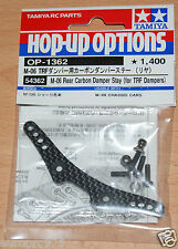 Tamiya 54362 M-06 Rear Carbon Damper Stay (for TRF Dampers) (M06/M06 Pro/M06R)