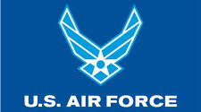 MODERN US AIR FORCE USAF LOGO POSTER PRINT 20x36 HI RES 9MIL PAPER