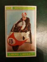 RARE Panini Campioni Dello Sport 1967-68 No 320 Libero Liberati (Motor Cycling)