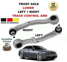 Para BMW E60 520 523 525 530 540 545 550 frontal inferior L + R Trasero Brazo De Control De Pista