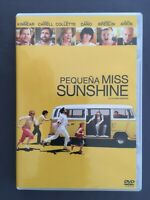 DVD PEQUEÑA MISS SUNSHINE Abigail Breslin Steve Carell Collette JONATHAN DAYTON
