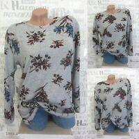 NEU Pullover Feinstrick Pulli Tunika Shirt M/L 38/40 , L/XL 42/44 6602