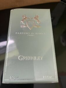 New Release Parfums de Marly Greenley EDP . New In Sealed Box.