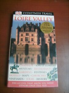 """Guide DK Eyewitness Travel """"Loire Valley"""" en anglais comme neuf"""