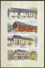 Luxemburg postfris 2011 MNH vel/sheet 1926-1929 - Herbergen (S2123)