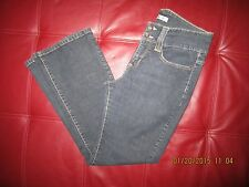 Lee lower on waist 10P jeans blue bottoms pants flare 10