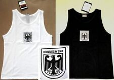 Camisetas de hombre en color principal negro sin mangas