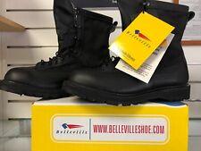 Bellville Size 12.5 R Combat ICB Boots Black Military Core Tex Vibram Soles