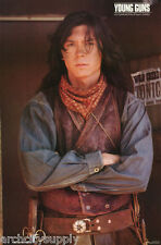 POSTER: MOVIE REPRO: YOUNG GUNS - LOU D. PHILLIPS  - FREE SHIP #375   LC29 H