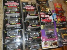 18 CAR LOT 1987 CHROME BUICK GRAND NATIONALS R/C GTO JOHNNY LIGHTNING 24K GOLD +