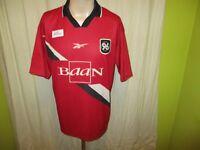 "Hannover 96 Original Reebok Heim Trikot 1998/99 ""Baan"" Gr.M TOP"