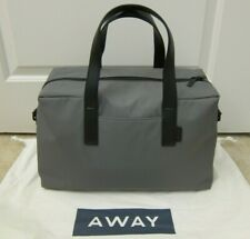New Away Luggage EVERYWHERE BAG in Asphalt/Gray Nylon Travel