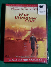 What Dreams May Come (Dvd, 2002, Sprecial Edition) New - Sealed
