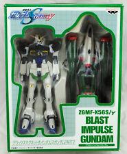 Figurine robot Gunseed Destiny ZGMF-X56S BLAST IMPULSE GUNDAM (IMPORT Japon)