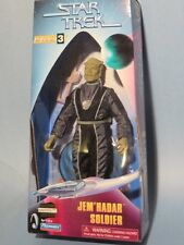 STAR TREK JEM HADAR SOLDIER FIGURE! NM! STAR TREK 50TH ANNIVERSARY!