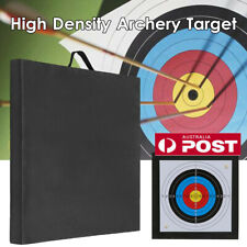 AU Archery Target High Density Foam Shooting Practice Outdoor Sport 50x50x5cm