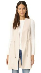 CLUB MONACO ORALIE sleeveless vest size XS