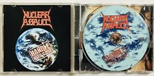 Nuclear Assault Handle with Care 89 CD Century Media Razor Anthrax Overkill MINT