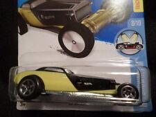 Hw Hot Wheels 2016 Hw Showroom #/8/10 Hi-Roller Hotwheels Yellow/Black Vhtf
