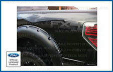 2009 Ford FX4 Off Road Decal Sticker Set - [ matte black ] blackout flat truck
