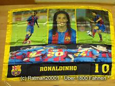 Fahnen Flagge Spanien FC Barcelona Ronald - 95 x 145 cm