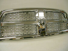 Factory OEM Genuine Dodge RAM Laramie 2500 3500 HD Chrome Grille Grill **NEW**