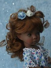 "Precious - OOAK - 11"" Porcelain Doll - from Dianna Effner Expressions mold- MAFD"