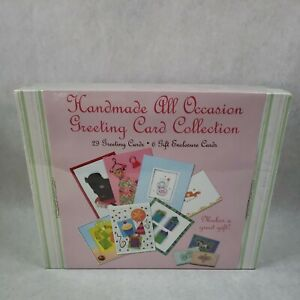 Paper Magic Handmade All Occasion Greeting Assorted 29 Cards & 6 Enclosure Cards