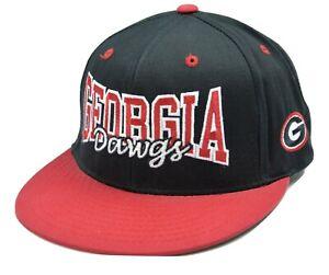 "Georgia Bulldogs Top of the World ""Under Pressure"" NCAA Snapback Cap Hat  OSFM"