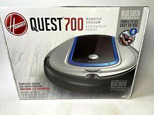 Hoover Quest 700 Bluetooth Robotic Vacuum BH70700 robot questnav blue tooth