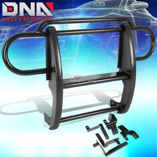 FOR 07-17 JEEP WRANGLER OFF-ROAD CHROME STAINLESS STEEL FRONT GRILL GUARD FRAME
