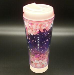 New 2019 Starbucks China Sakura Pink Cherry Blossom LED-illuminated Cup/Tumbler