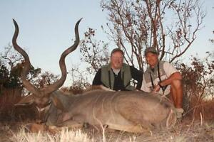 7  DAY AFRICAN HUNT - So. Africa for 1 Plus a $1000 credit after the 3rd animal