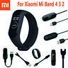 For Xiaomi Mi Band 4 3 2 Original Magnetic USB Charging Cable Charger TPE Cord