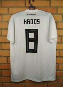 Kroos Germany Jersey 2018 2019 Home LARGE Shirt BQ8396 Football Adidas Trikot