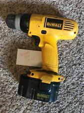 "DeWalt Cordless Drill Driver 14.4v XR Model DW927 3/8"" 1omm VSR Type 1 battery"