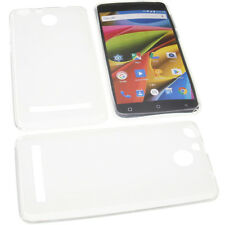 Case for Archos 55b Cobalt Lite Cell Phone Pocket Cases TPU Rubber Transparent