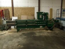 Used Maren Model 14 Baler, Shavings, Paper, Plastic