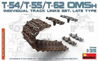 Miniart 37048 - 1/35 T-54/T-55/T-62 Omsh Individual Track Links Set Late - Neu