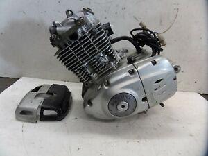Suzuki EN125 engine with casings generator clutch starter motor