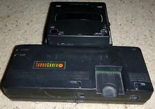 Turbo Grafx 16 Console + CD System - Tested Works