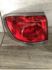 2008-2012 BUICK ENCLAVE Left Driver SIDE QUARTER MTD REAR BRAKE TAIL LIGHT OEM