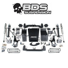 BDS SUSPENSION 2014-2018 CHEVY GMC 1500 4WD 6 INCH LIFT KIT REAR FOX SHOCKS