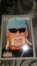 2015 Panini Americana #24 Hulk Hogan WWE WCW