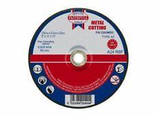 Faithfull - Disco da taglio in metallo con centro depresso 230 x 3,2 x 22 mm