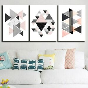 Modern Geometry Poster Painting Printed Pictures Wall Art Posters and Prints