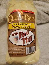 Bob's Red Mill Garbanzo Fava Flour, Gluten Free, 22 Ounce
