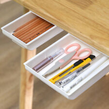 2020 NEW Wall-mounted Drawer Storage Box Punch-free Makeup Brush Home Office wg5
