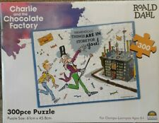 CHARLIE & THE CHOCOLATE FACTORY,SIZE 61CM × 45.8CM,FUN FOR OOMPA-LOOMPAS AGES 6+